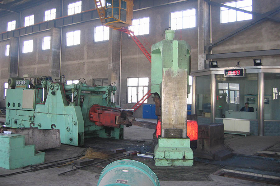 1600-ton hydraulic forging equipment