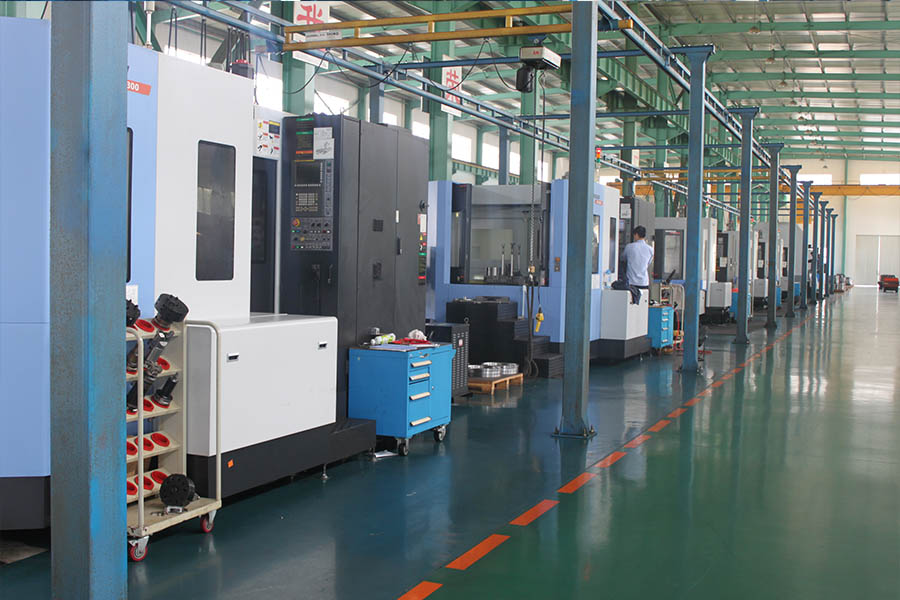 api 6a machining production line